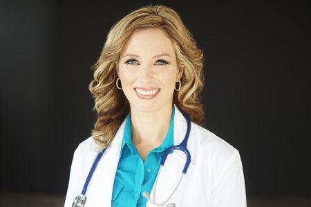 Headshot of Dr Janine Bowring, MD